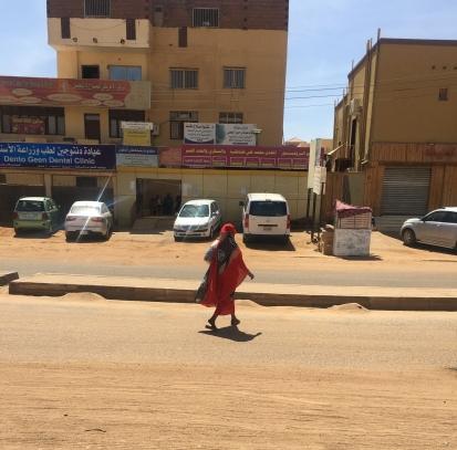 streets of Sudan